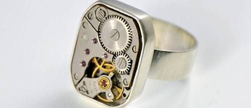 Air Privateer ring by Decimononic