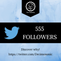 Decimononic - Join our Twitter community!!