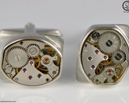 Decimononic - Sky Captain cufflinks
