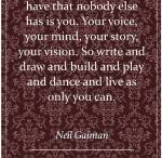Words of Singularity – Neil Gaiman