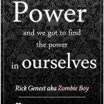Words of singularity – Zombie Boy