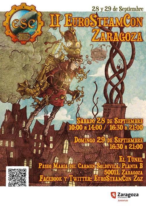 Eurosteam Con Zaragoza 2013