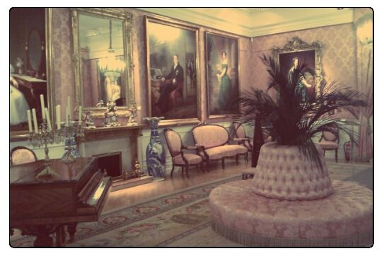 Romanticism Museum - Madrid - Dance Hall