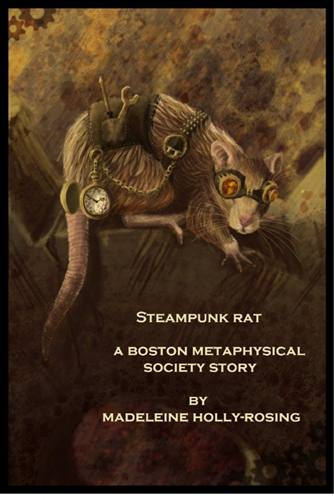 Boston Metaphysical Society - Steampunk Rat