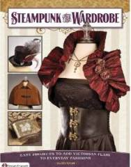 Steampunk your wardrobe - cover