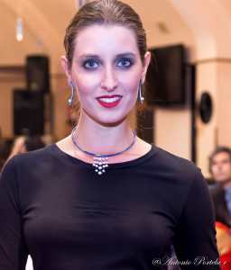 Decimononic jewelry at Rias Baixas 2019 - Casino La Toja - Photo: Antonio Portela R