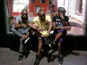 MOB dancers