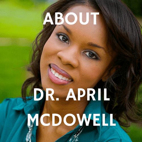 Dr. April McDowell
