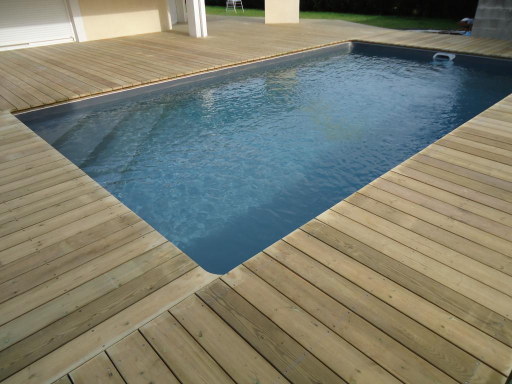 tour de piscine en bois pose terrasse