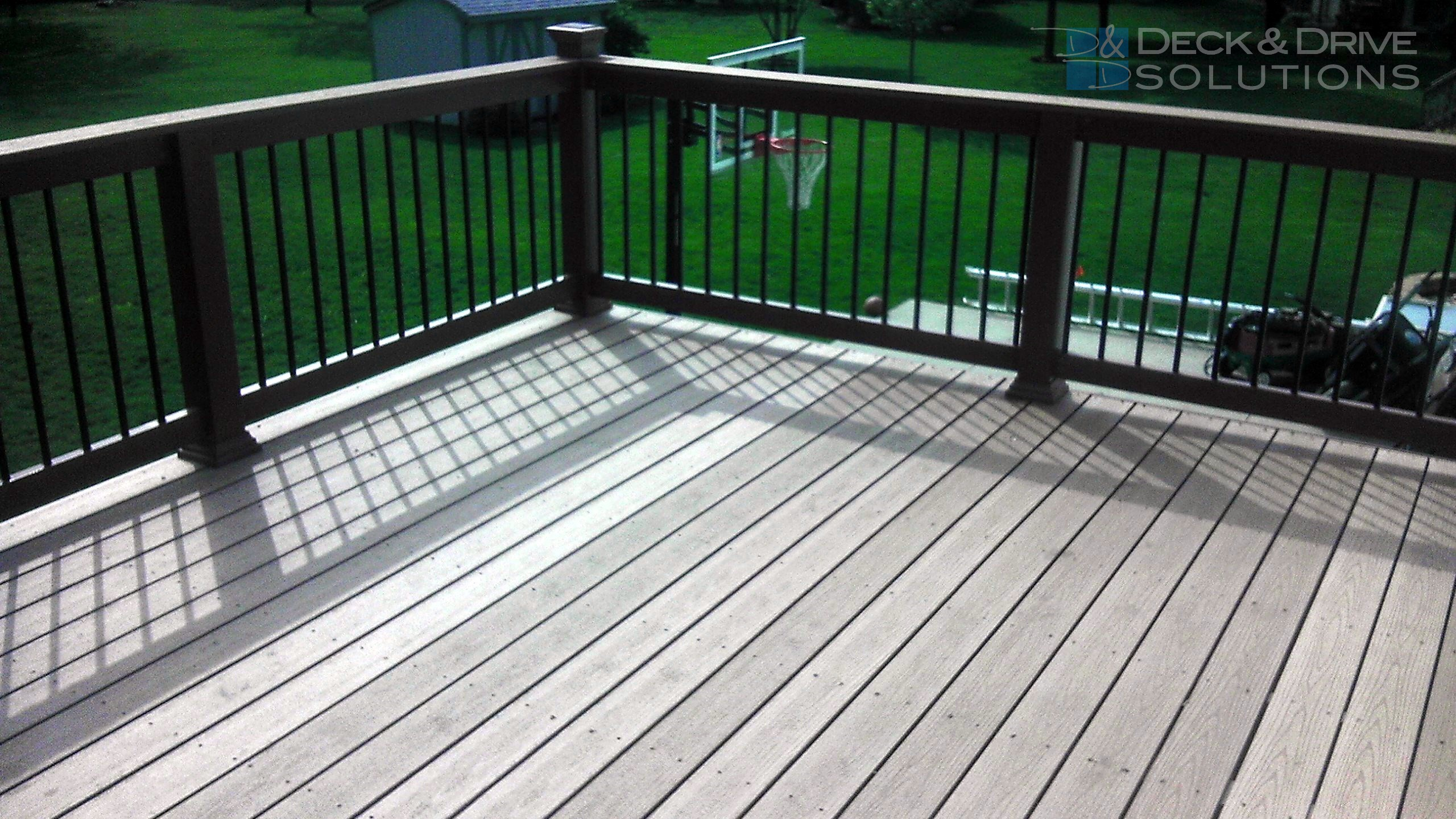 Deck Resurface With Timbertech Composite Decking And