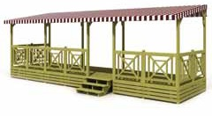 b che de toit joue et fa ade sur mesure pergola terrasse. Black Bedroom Furniture Sets. Home Design Ideas