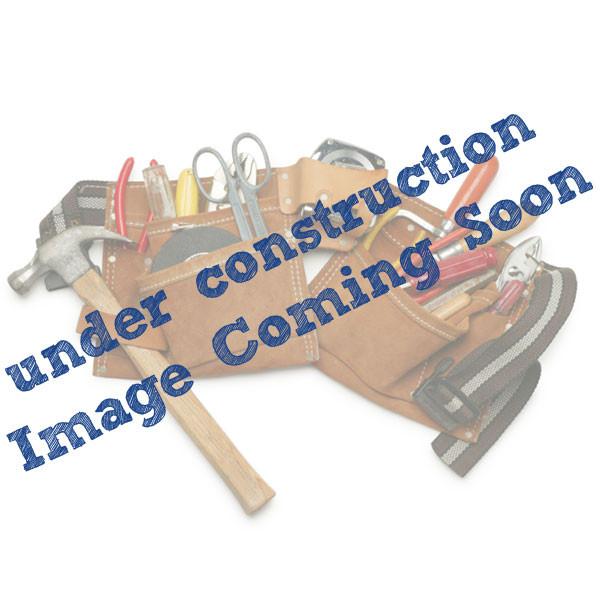Fence Light Post Gray Solar 6x6