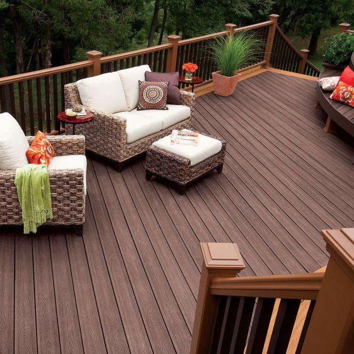 trex transcend deck boards