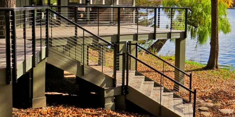 Find Out How To Price A Deck For Your Home And How Much A Deck | Cost Of Outdoor Stairs | Handrail | Staircase | Concrete Steps | Stair Treads | Spiral Staircase