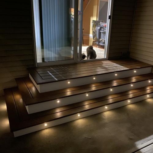 top outdoor deck lighting ideas