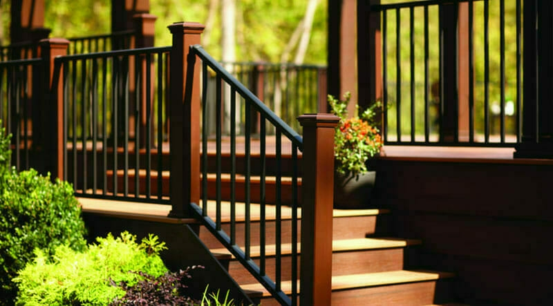 Choose A Metal Railing For Years Of Beauty And Durability | Ada Compliant Exterior Handrails | Deck Railing | Hand Rail | Cable Railing | Wheelchair Ramp | Stair Railing