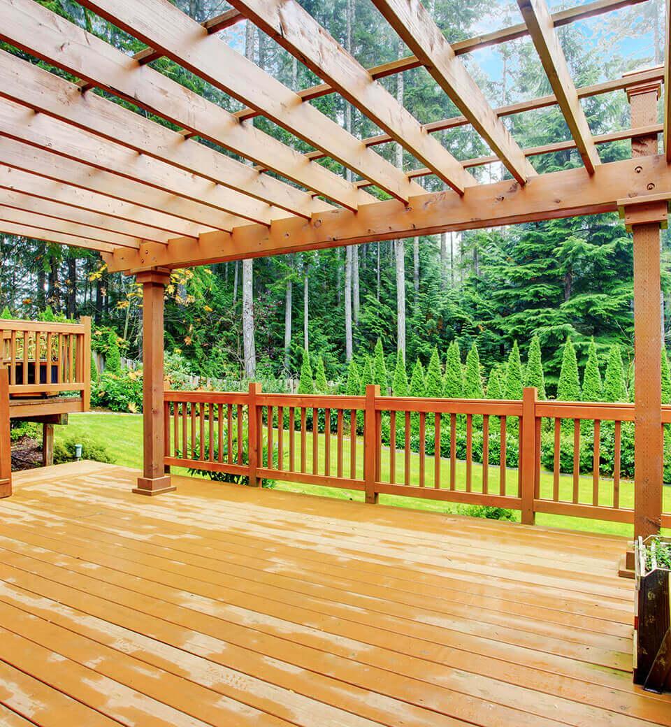 deck builder richmond va porch