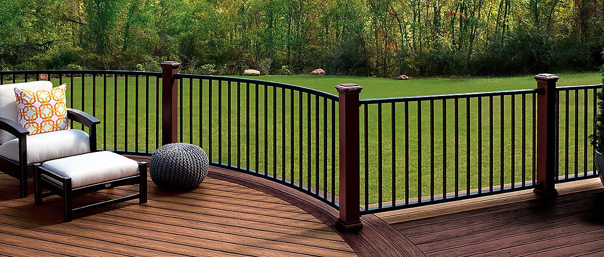 View Wood Deck Railing Gif