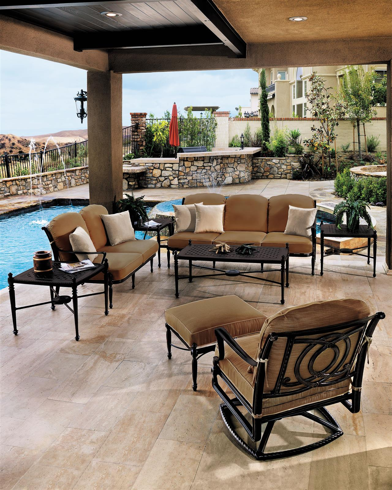 Outdoor Living - Sequoia Supply on Outdoor Living Patio id=86630