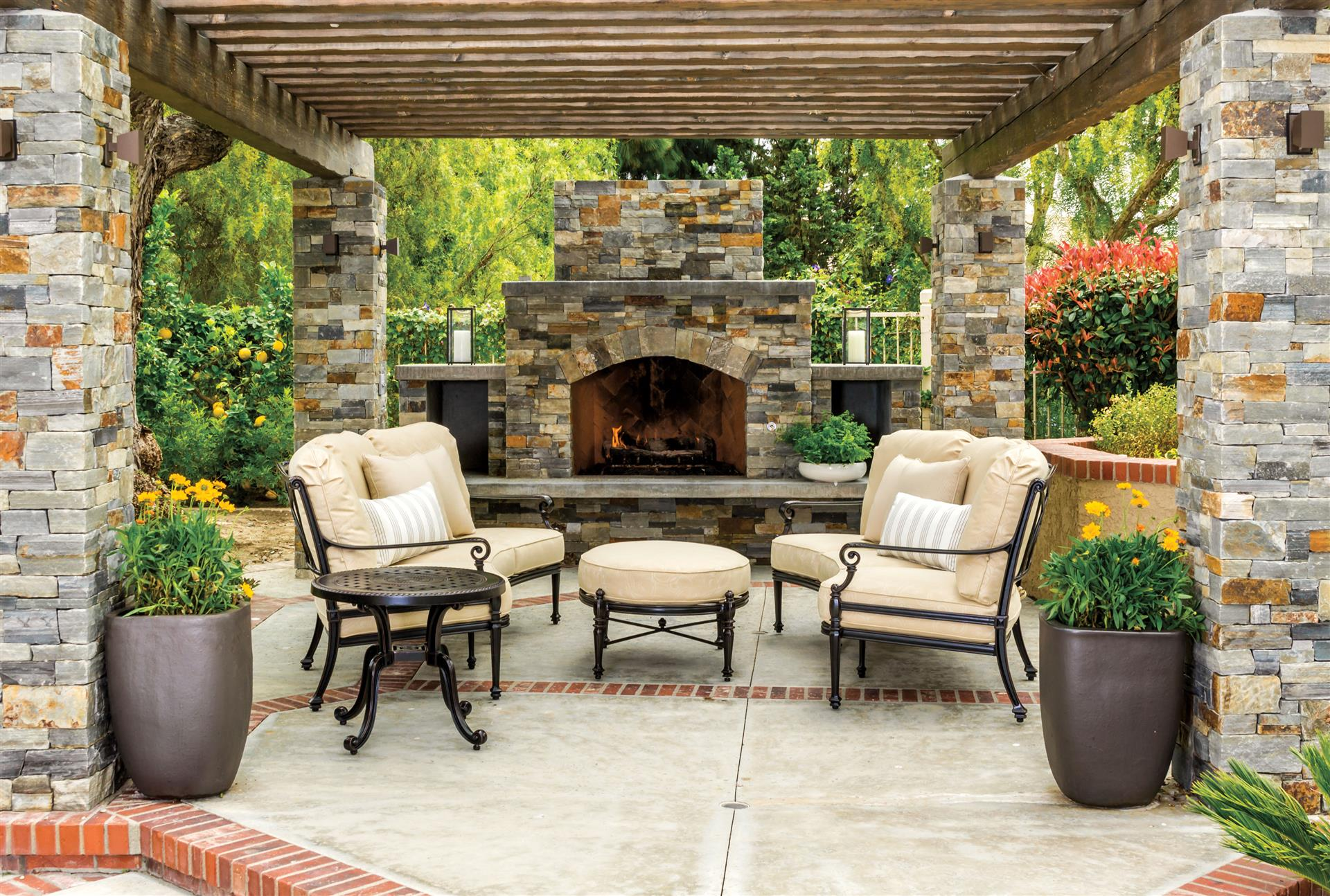 Outdoor Living - Sequoia Supply on Living Patio id=67716