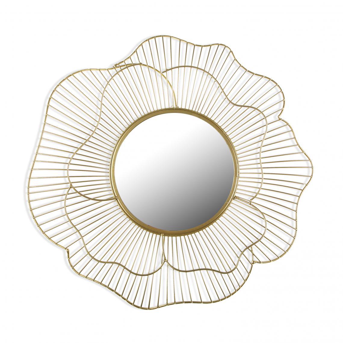 miroir rond fiona