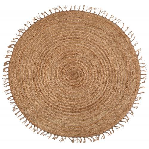 tapis rond abha