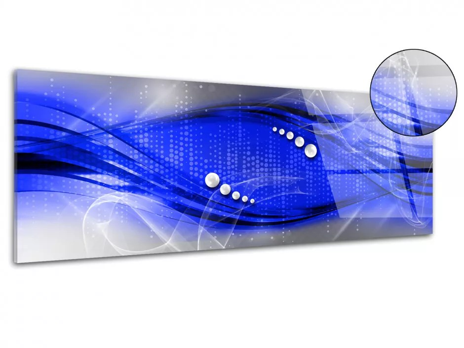 tableau decoratif plexiglas deco abtraite