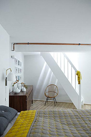 Dco Chambre Entre Style Scandinave Et Vintage