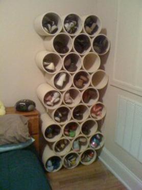 Meuble Chaussures Fait Maison