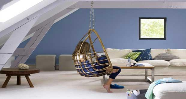 choisir sa couleur salon avec une peinture tendance pour un salon moderne contemporain nos