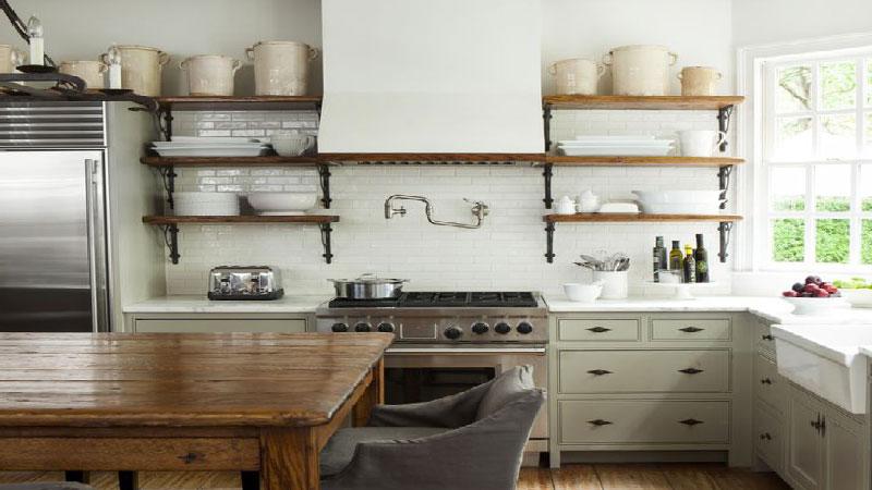 cuisine vintage une deco tendance retro