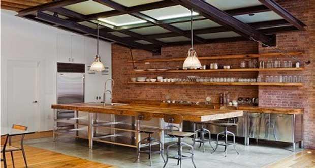 10 Ides Dco De Cuisine Style Industriel Deco Cool