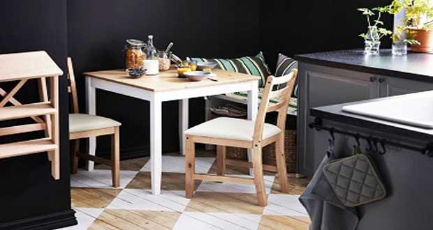 petites tables de cuisine en 14 modeles