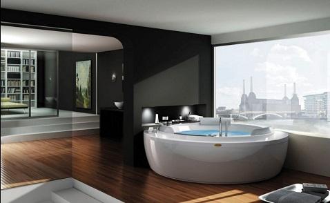 baignoire design en 15 modeles deco