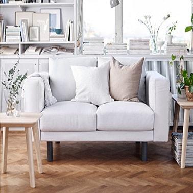Canap Cuir 2 Places Ikea Free Canape En U Ikea Nimes