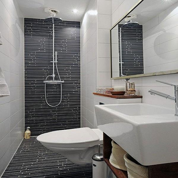 petite salle de bain hyper bien