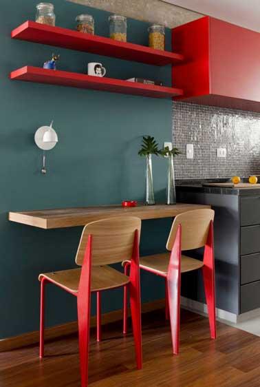 quelle couleur mettre avec une cuisine