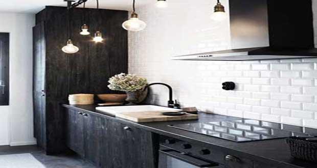 Carrelage Metro Le Style Deco Chic D Un Carrelage De Cuisine