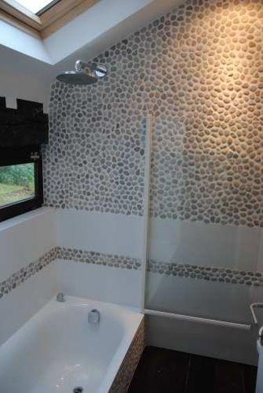 salle de bain sous pente et sous