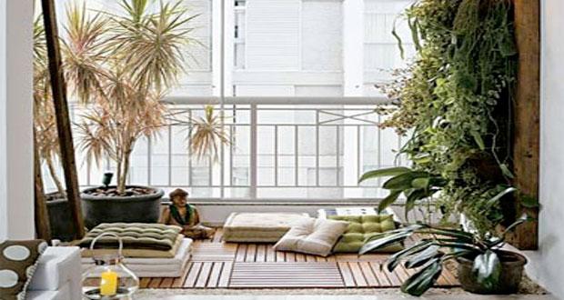 Amnager Un Coin De Jardin Zen Sur Le Balcon