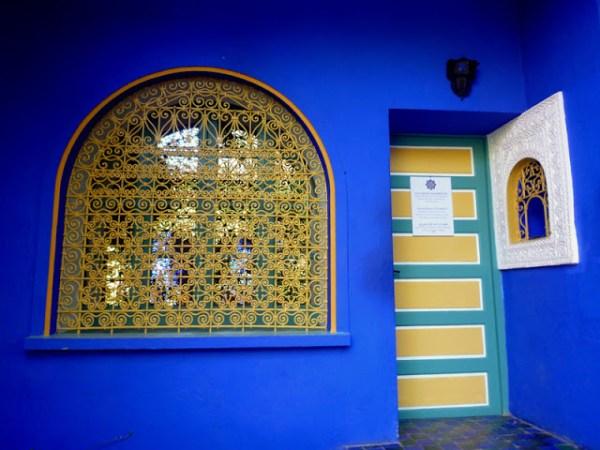 Le Bleu Majorelle en décoration - Déco Facile