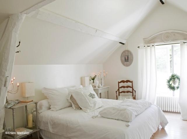 Dcoration Chambre Blanc
