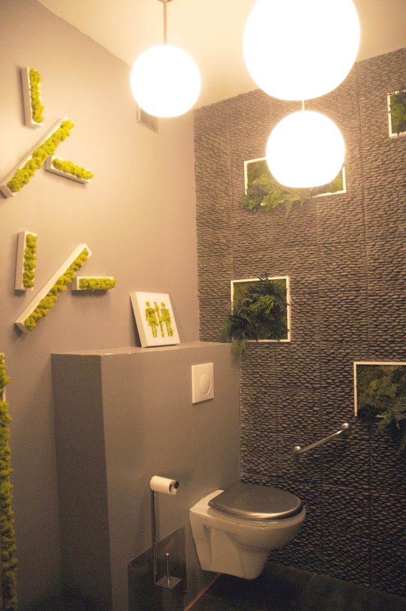 Ambiance Wc Toilettes Zen