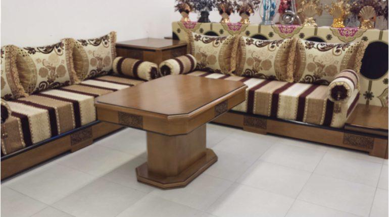 categorie meubles salon marocain