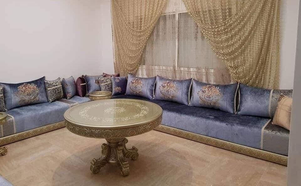 Idees Et Conseils Pour Decoration Salon Marocain Deco Salon Maroc