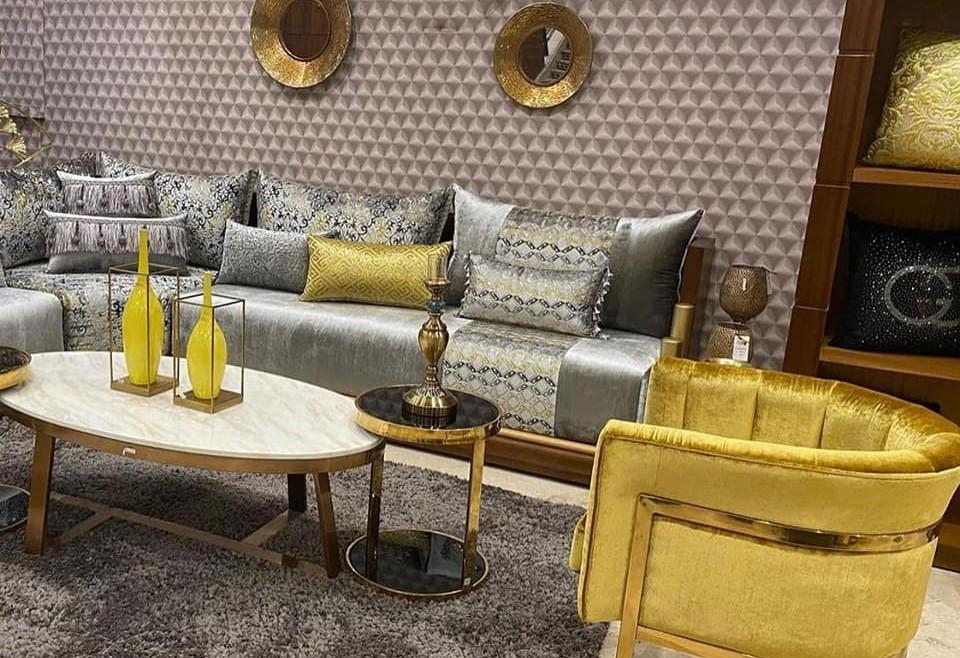 salon marocain 2021 decoration