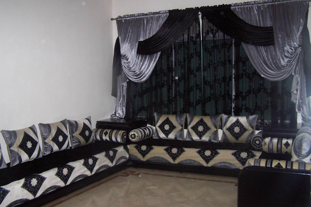 Rideaux Pour Salon Marocain Traditionnel