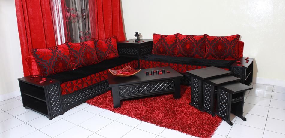 Canap De Salon Marocain Gamme 2017 2018 Deco Salon