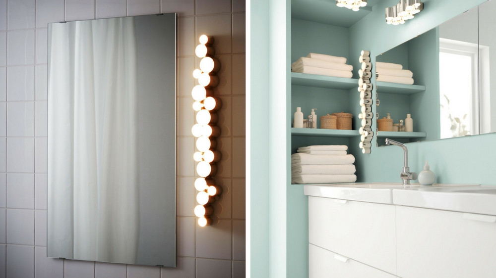 Salle De Bains 5 Astuces Pour Un Eclairage Agreable Du Miroir M6 Deco Fr