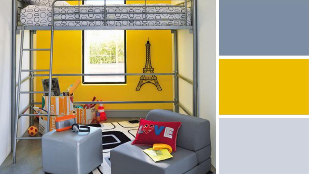 quelle couleur pour une chambre d ado